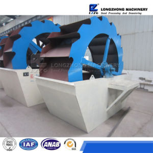 High Capacity Silica Sand Washing Machine Sell in Russian pictures & photos