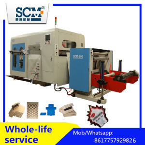 Leather, PVC, Corrugated, Paper Die Cutting Machine
