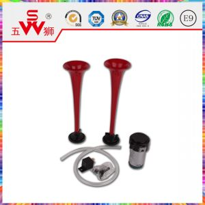 spiral 2-Way Electric Horn Speaker for Motorcycle Parts pictures & photos