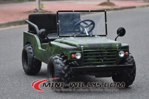 110cc Mini Jeep Willys (JW1101-D) pictures & photos