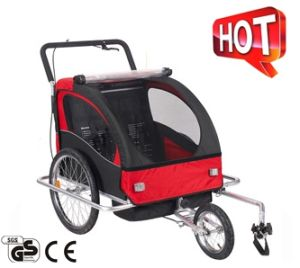 2017 High Quality Baby Bike Bicycle Trailer with European Standard Bbt001 pictures & photos
