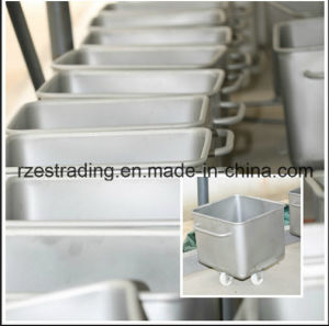Stainless Steel Meat Trolley 200L pictures & photos