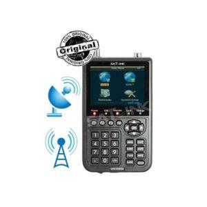 Satellite Finder Satlink Ws 6909 Support FTA and Blindscan Channels DVB-S/T pictures & photos