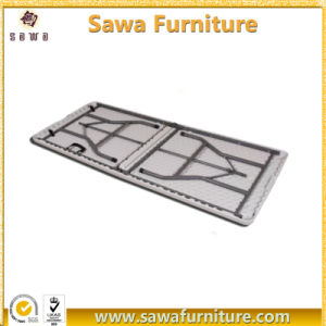 Flat Pack South Asia Cheap Bench Style Dining Tables pictures & photos