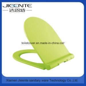 U Shape Slimed Toilet Seat Cover in PP pictures & photos
