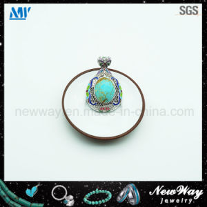 Best Quality Custom Fashion Natural Turquoise Pendant pictures & photos