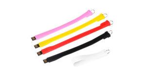 Wristband Silicone USB 2.0 Pen Drive U Disk 4GB/8GB/16GB Pen Drive 32GB/64GB USB Drive Memory Stick pictures & photos