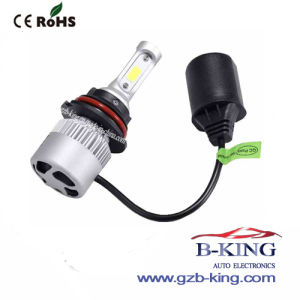 Newest 8000lm S2 COB 9004 High/Low Beam LED Headlight pictures & photos
