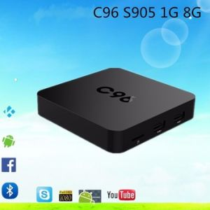 2016 Full HD 1080P Video Android 5.1c96 S905 1g 8g Kodi 16.0 TV Box pictures & photos