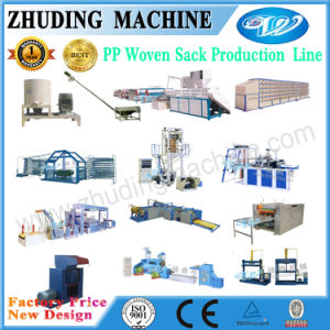 Zhuding Hot Products PP Woven Bag Production Line pictures & photos