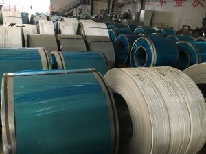 Mill Edge Cold Rolled Hot Sell Foshan 201 Stainless Steel Coil pictures & photos