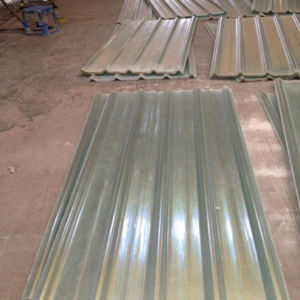 Anti Corrosion Energy Saving FRP Skylight /Fiberglass Roofing Sheets/ Corrugated Plane Skylight pictures & photos