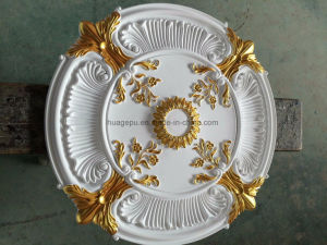 Artistic PU Ceiling Medallion Polyurethane Ceiling Medallion pictures & photos