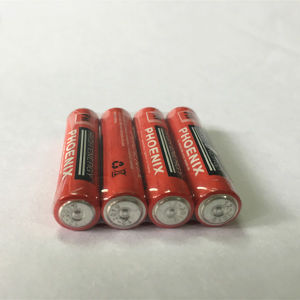 AAA Mercury Free Dry Cell Battery (R03) pictures & photos