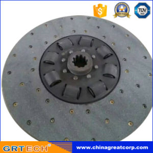 184-1601130 Hot Sale Truck Clutch Disc for Maz pictures & photos
