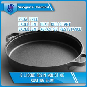 Silicone Resin Nonstick Coating (S-201) pictures & photos