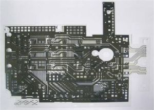 Electrical Thin Film Multilayer Printed Circuit Board PCB with 3m Adhesive pictures & photos