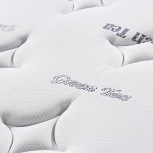 Hot Sale Natural Latex Pocket Spring Mattress (FB871) pictures & photos