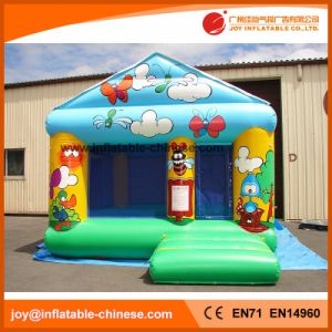 Famous Animal Design Inflatable Jumping Bouncer Combo (T3-034) pictures & photos