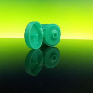 18mm 20mm 24mm 28mm Colored Plastic Bottle Cap Flip Top Cap pictures & photos