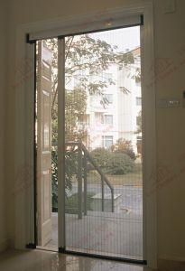 Accordion Zigzag Mesh Screen Door (BHN-FD02) pictures & photos