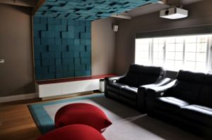 Building Material Acoustic Board Interior Wall Paneling pictures & photos