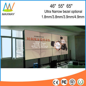 55 Inch Super Narrow Bezel 1.8mm/3.9mm 4X3 LCD Video Display (MW-553VBC) pictures & photos