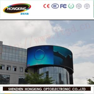 High Refreshing P6 Outdoor (SMD) Full Color LED Display Screen pictures & photos
