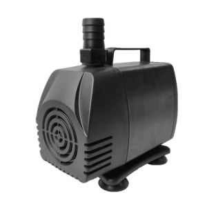 Small Electric Plastic Multi-Function Aquarium Mini Submersible Pond Water Fountain Pump (HL-1000U) pictures & photos