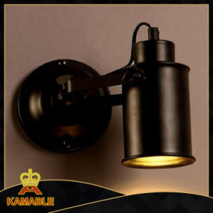 Retro Vintage Iron Industrial Wall Lamp (KABS5002) pictures & photos