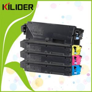 Compatible Color Printer Toner Cartridge Tk-5140 Tk-5141 Tk-5142 for Kyocera pictures & photos
