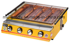 Gas&Natural Roaster Machine BBQ Grill Gas Oven pictures & photos