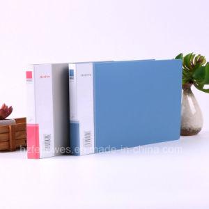 PP Material Invoice Clip Folder, PP File Folder