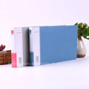 PP Material Invoice Clip Folder, PP File Folder pictures & photos