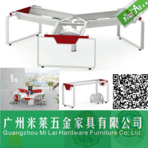 Specialized Manufacturing Steel Frame for Office Furniture Partition Table pictures & photos