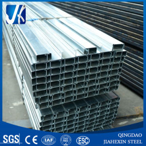 High Quality China Made Steel Galvanized C Channel Steel Purlin pictures & photos