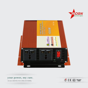 Wosn Dm-1000W off Grid DC to AC Solar Power Inverter 12V/24/48V pictures & photos