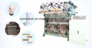 Double Needle Bar Warp Knitting Machine in Textile Area pictures & photos