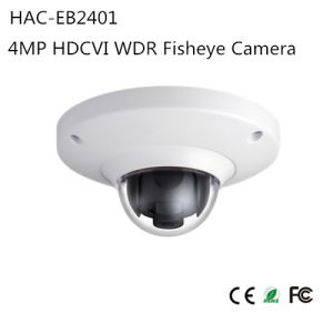 4MP Hdcvi WDR Fisheye Camera (HAC-EB2401) pictures & photos