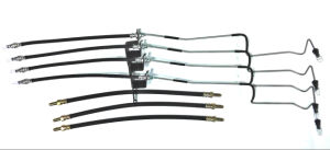 Y-5*10.5-1m1 Clutch Hose for Car and Railway Accessories pictures & photos