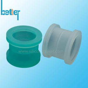 Silicone Rubber Sleeves pictures & photos