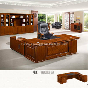 High Quality of Wooden Office Table pictures & photos