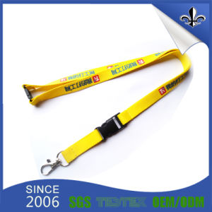 Printed Fashion Breakaway Safety Lanyards Polyester Neck Strap pictures & photos