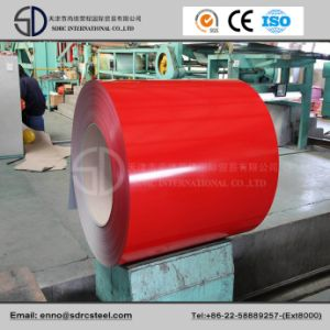 PPGI Steel Coil, Hot-DIP Galvanized PPGI Coil, Building Material pictures & photos