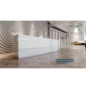 WPC Click Floor / WPC Vinyl Indoor Flooring /WPC Wallcovering pictures & photos