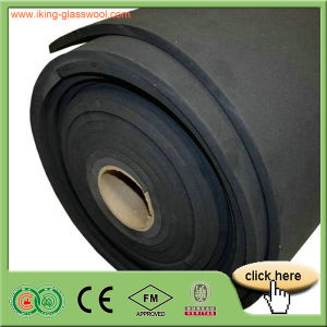 30mm Thickness Heat Insulation Rubber Foam Blanket pictures & photos