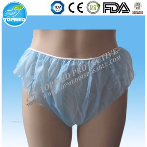 Disposable SPA Massage Underwear, Travel Disposable Underwear pictures & photos
