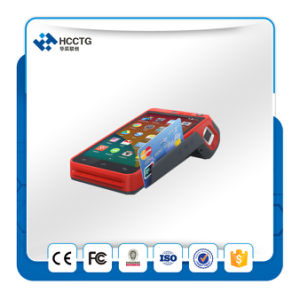 Mobile Terminal, NFC POS Machine for Store Bank Card Reader Smart POS Terminal Z100 pictures & photos
