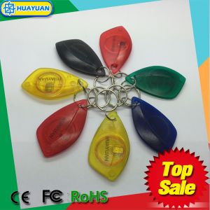Boat shaped ABS LF EM4200 access control Proximity RFID tag pictures & photos