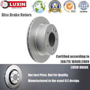 Korean Auto Accessory Disc Brake Rotor KIA pictures & photos